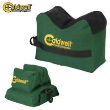 Caldwell deadshot shooting bags front and rear (unfilled) - rests rifle accuracy