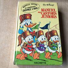 manuel des Castors Juniors tome 1 - édition ancienne