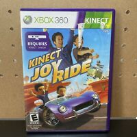 Kinect Joy Ride - Xbox 360 Game - Complete & Tested
