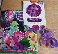 My Little Pony Twilight Sparkle Princess FIM Blind Bag Mini G4 Sparkle Glitter