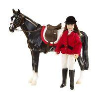 Breyer Horses Classics Size Chelsea Show Jumper Doll Girl English Rider #61052