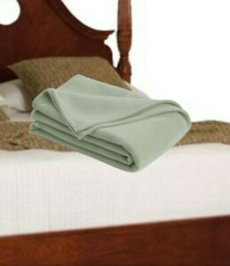 Vellux the Original Blanket in Various Colors & Sizes. Hypoallergenic, Anti-Pill