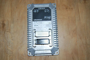 Genuine JCB 332/F0181/ VANSCO CM3620  ECU, SLC Unit with 35 Way Connector
