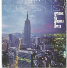 Oasis, Standing on the Shoulder of Giants; 10 tk Mini LP Replica CD in Gatefold
