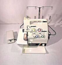 TOYOTA ~3 & 4 THREAD OVERLOCK MACHINE~MODEL # 6600 SERGER / SEWING MACHINE