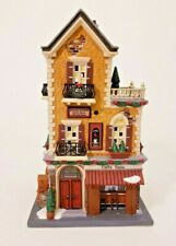 Reduced New Dept 56 Christmas in the City (Cic) Series Caffe Tazio #59253