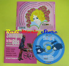 CD SWINGING IN THE 60'S compilation 1999 EASYBEATS WHO  (C1) no lp mc dvd vhs