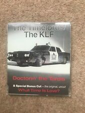 The Timelords / The KLF – Doctorin' The Tardis