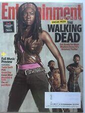 "DANAI GURIRA ""THE WALKING DEAD""  2012 ENTERTAINMENT WEEKLY Magazine"