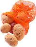 Kartoffeln Kartoffel 5 Stk. im Netz Biofino für Kaufladen Kinderküche HABA 3860