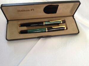 Pelican Fountain Pen& Ballpoint Set