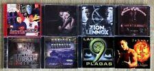 LOTE 8 CDS REGGAEON / LOT 8 CD REGGAETON - Originales
