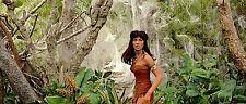 1960's THE LOST WORLD Vitina Marcus native girl on the run color 4x10 scene