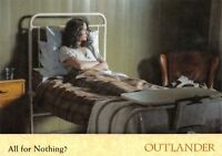 Outlander Season 2 (2017) BASE Trading Card #02 / ALL FOR NOTHING?