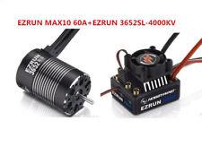HOBBYWING EZRUN Black G2 3652SL 4000KV Brushless Motor + Max10 60A ESC