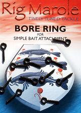 Rig Marole Flexi Bore Ring Swivels Terminal ALL SIZES