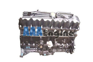 Jeep 4.0L Wrangler Grand Cherokee Remanufactured Engine 1988-1991