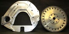 Billet bell housing adapter plate & flexplate Ford 5R110 kit for 6BT Cummins