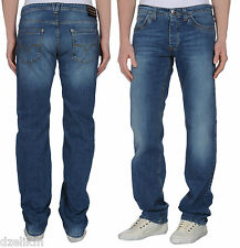 NWT $195.00 Versace Jeans by Versace Straight Legs Jeans 30(US) or 44(IT)