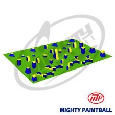 MP Paintball Field  - 7 Man PRO Tourney Package - 45 Smart-Bunkers (MP-TN-7PRO)