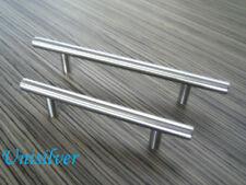 "6"" Brushed / Satin Nickel Hardware Cabinet  Bar Handle"