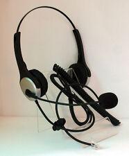 H200KXT Headset fit Avaya 1608 1616 9620 9630 9640 9650 SNOM 320 360 370 720 760