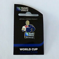 Rugby World Cup RWC 2011 New Zealand Player Pin