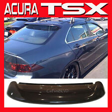 JDM 2006 ACURA TSX Sedan CL9 Rear Roof Window Visor Shade w/ Stability Brackets