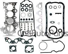92-95 Honda Civic Del Sol VTEC 1.6L D16Z6 16V SOHC Full Gasket Set *GRAPHITE*
