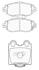 Lexus IS200 GS300 430 Front + Rear Brake Pads 99>05 NEXT DAY DELIVERY