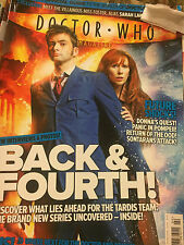 DOCTOR WHO -APRIL 30TH 2008  MAGAZINE