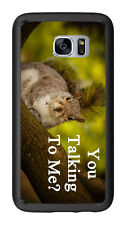 You Talking To Me Squirrel In A Tree For Samsung Galaxy S7 G930 Case Cover by At