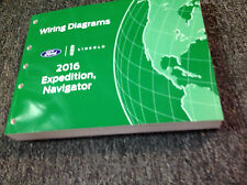 2016 FORD EXPEDITION & LINCOLN NAVIGATOR Electrical Wiring Diagram Manual OEM