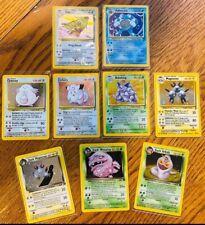 Pokemon Base Set 2 Team Rocket Holo Lot