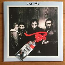 """The Who - You Better You Bet 7"""" Vinyl"""