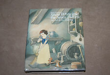 Walt Disney's Snow White and the Seven Dwarfs : An Art in Its Making by Linda Wi