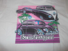 VW BEETLE - KOMBI BOYS T SHIRT SIZE 10