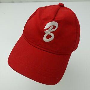 Unknown B Logo Snapback Ball Cap Hat Adjustable Baseball Youth
