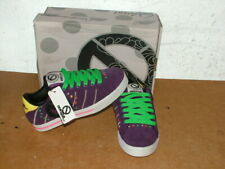 Rare Ladies New Odessa Quba G Skate Trainers Shoes 4UK