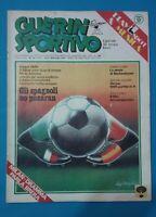 GUERIN SPORTIVO N. 19 DEL 1977 77 JUVENTUS TARDELLI BANCO MUTUO SOCCORSO