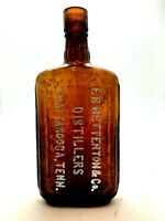 VINTAGE RARE CHATTANOOGA, TN DISTILLER BOTTLE - E R BETTERTON & CO