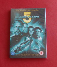 Babylon 5 - The River Of Souls - NEW SEALED Region 2 DVD - Tracy Scoggins - OOP