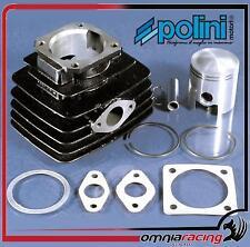 Polini Kit Gruppo Termico Cilindro Ghisa Ø47 Fantic Motor Issimo/Minarelli V1