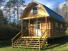 5 Acre NY Land 704 SF. Log Cabin Lot #5 FINANCING NO RESERVE PA Escape the VIRUS