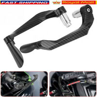 1Pair Aluminum CNC Motorcycle Brake Clutch Lever Protector Hand Guard Kit UK