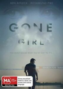 Gone Girl (DVD, 2014, R4) - Used Good Condition -