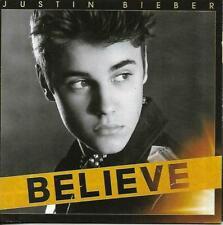 Justin Bieber CD  Believe