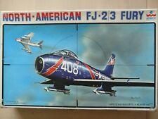 Maquette avion Vintage ESCI 1/48 Ref 4042 North-American FJ-2/3 Fury