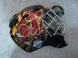 CORY SCHNEIDER New Jersey Devils SIGNED Autographed FS Goalie Mask COA All-Star