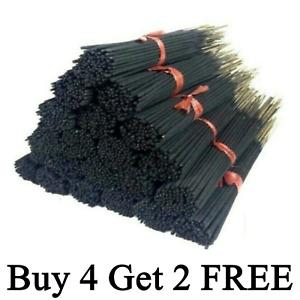 "100 Incense Sticks 11"" Bulk Hand Dipped Mix Match Wholesale CREATE LOT VARIETY"
